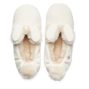🆕🆓w/ purchase- LC Lauren Conrad Velour Slippers